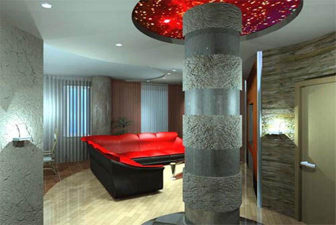 Дизайны комнат недорого