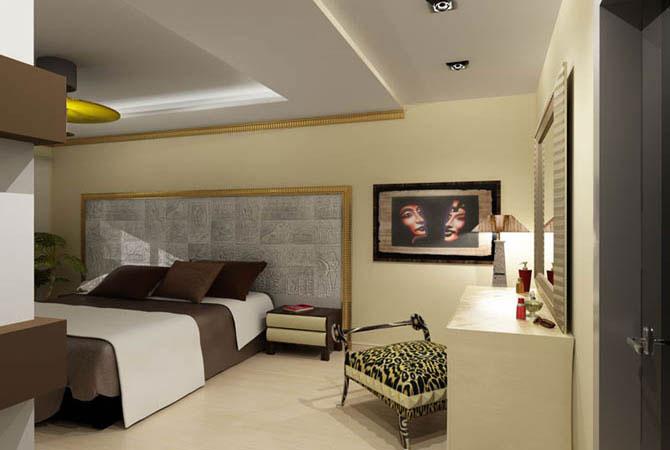 Дизайн проект интерьера комнат ремонт