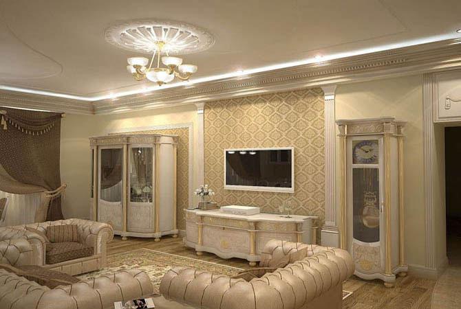 Дизайн интерьера дома квартире