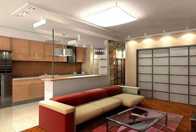 Дизайн квартир в стиле барокко