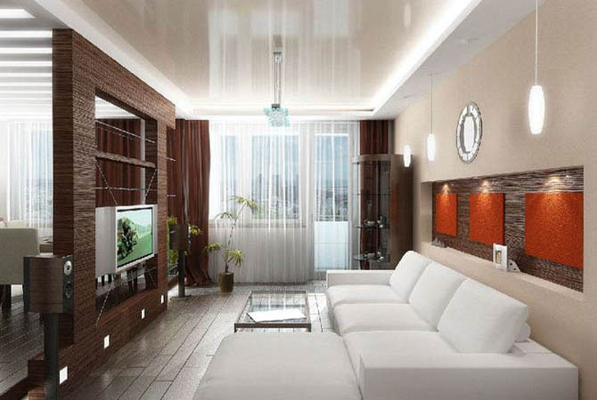 Дизайн 2 квартиры 44 кв м