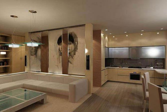 Дизайн комнаты 5 кв.м