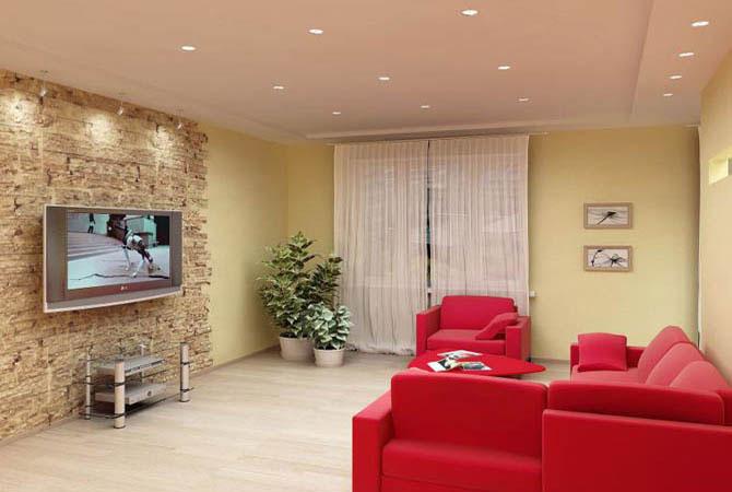 Дизайн квартир в домах п-3