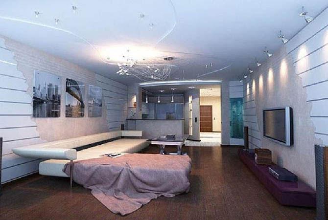 Дизайн квартиры новый год