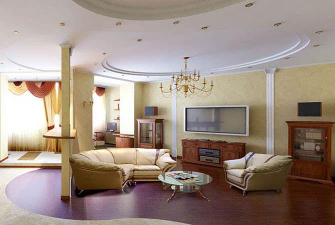 Дизайн интерьера дома квартиры